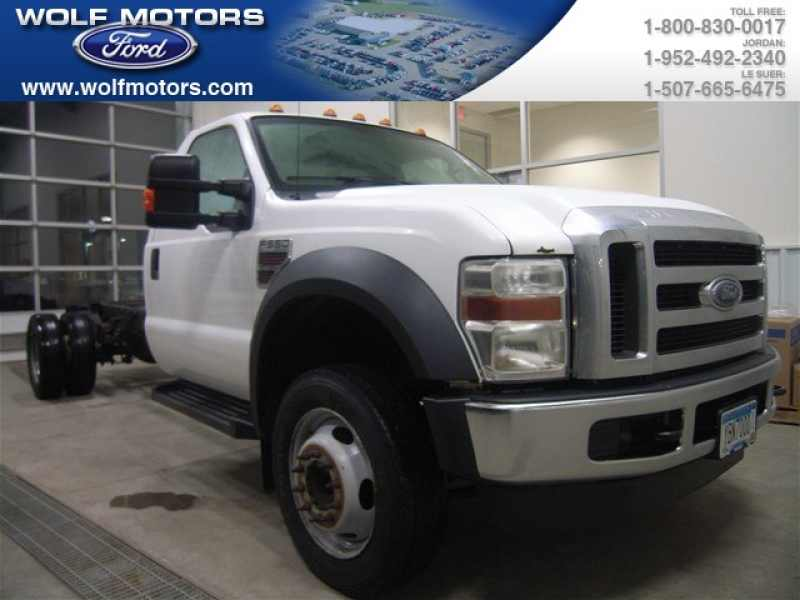 2010 Ford F-550 DRW 2WD 1 CarSoup