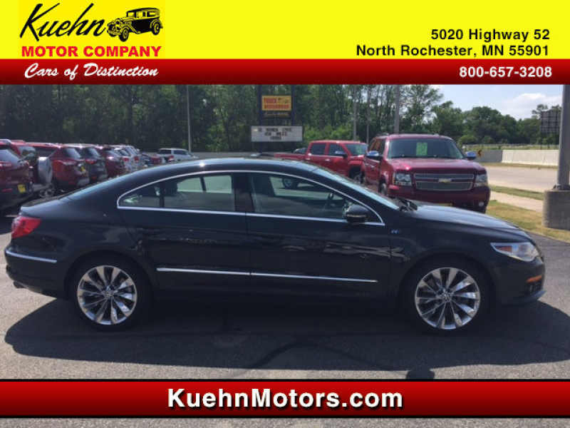 2012 Volkswagen CC VR6 4motion Executive 1 CarSoup