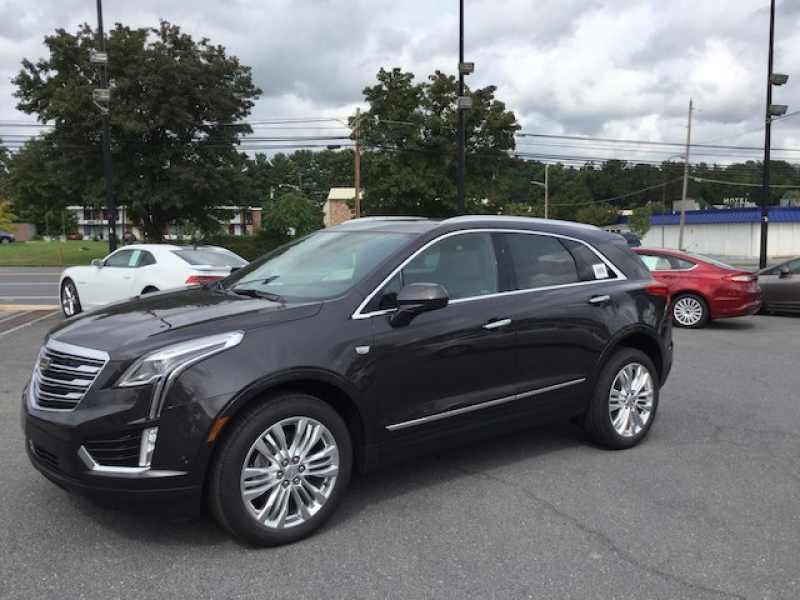 2018 Cadillac XT5 Premium Luxury 1 CarSoup