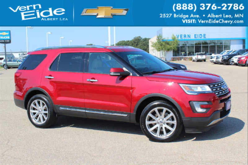 2016 Ford Explorer Limited 1 CarSoup
