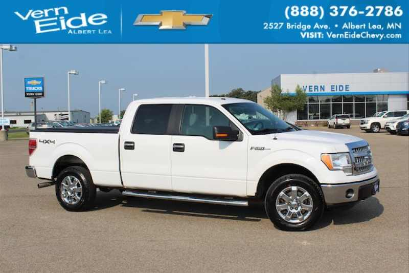 2014 Ford F-150 FX4 1 CarSoup