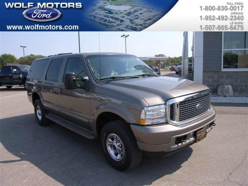 2003 Ford Excursion Limited 1 CarSoup