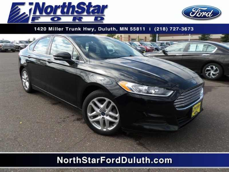 2015 Ford Fusion SE 1 CarSoup