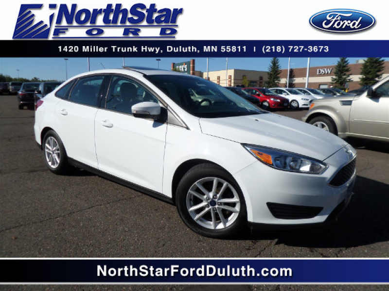 2016 Ford Focus SE 1 CarSoup
