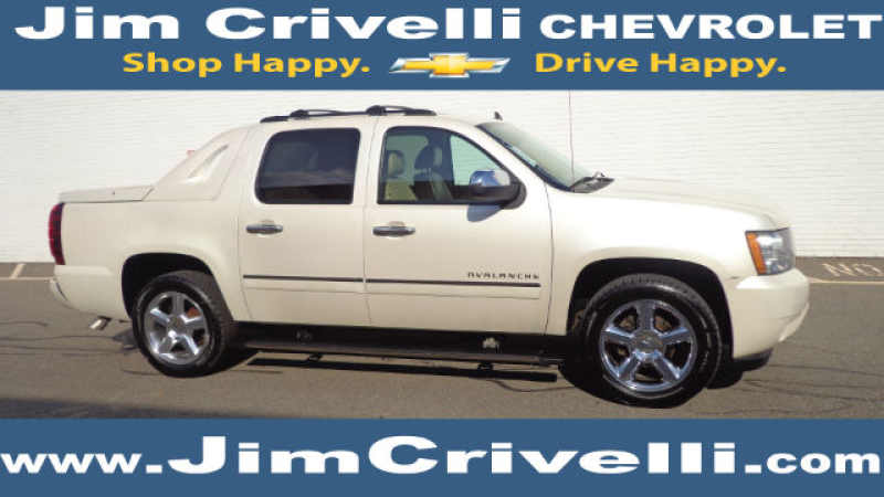 2011 Chevrolet Avalanche LTZ 1 CarSoup