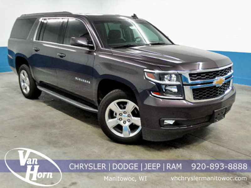 Used 2016 Chevrolet Suburban 7 CarSoup