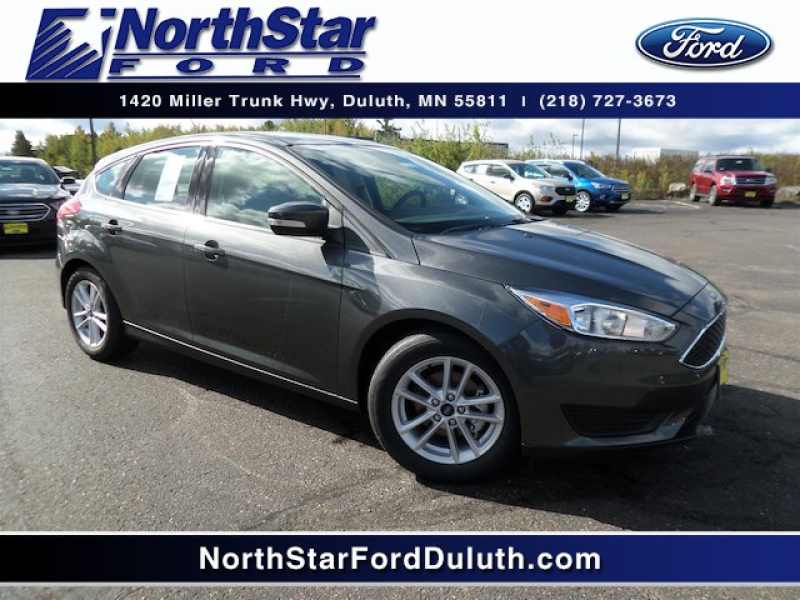 2017 Ford Focus SE 1 CarSoup