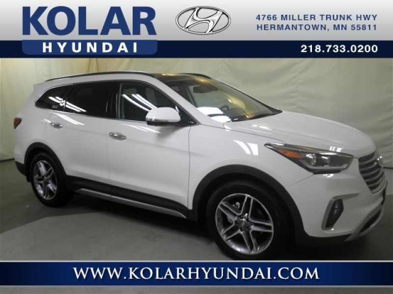 2018 Hyundai Santa FE Limited Ultimate 1 CarSoup