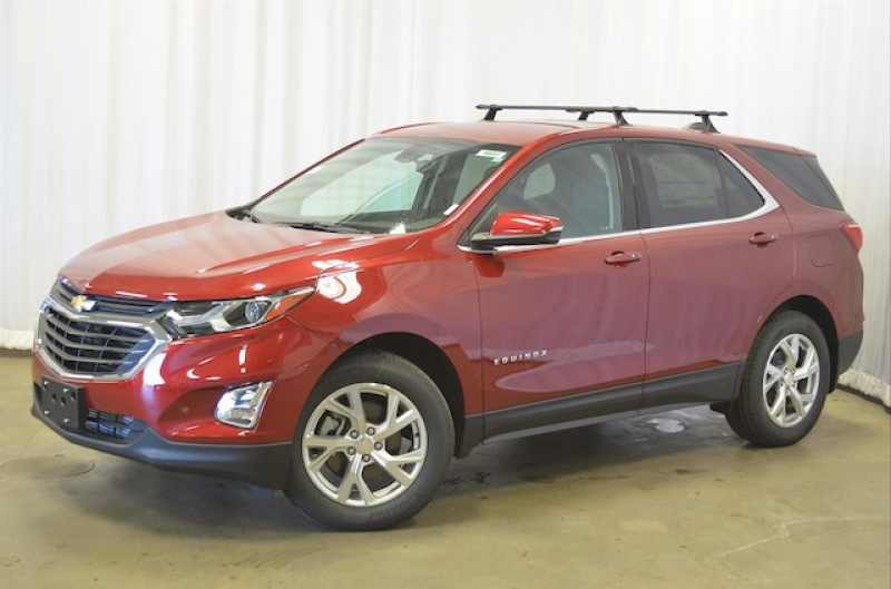 New 2018 Chevrolet Equinox 10 CarSoup