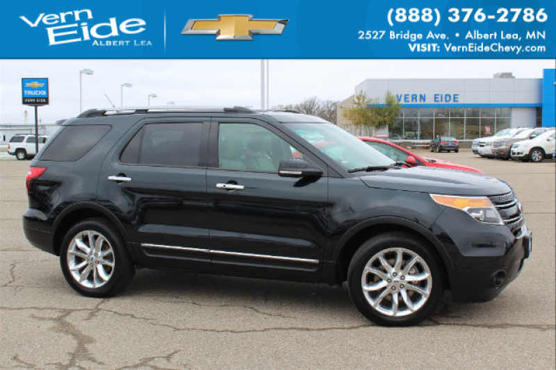 2015 Ford Explorer Limited 1 CarSoup