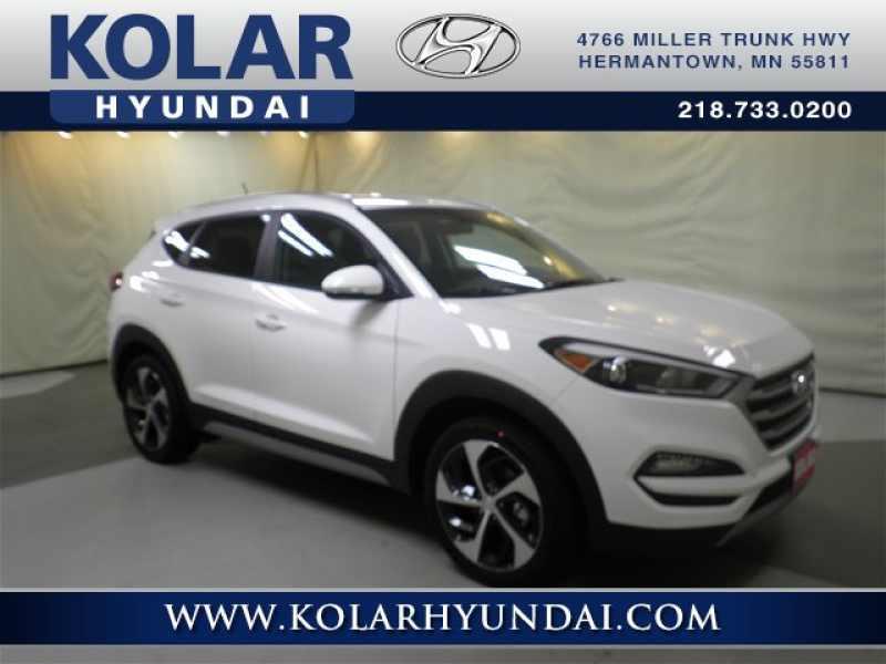 2017 Hyundai Tucson Sport 1 CarSoup