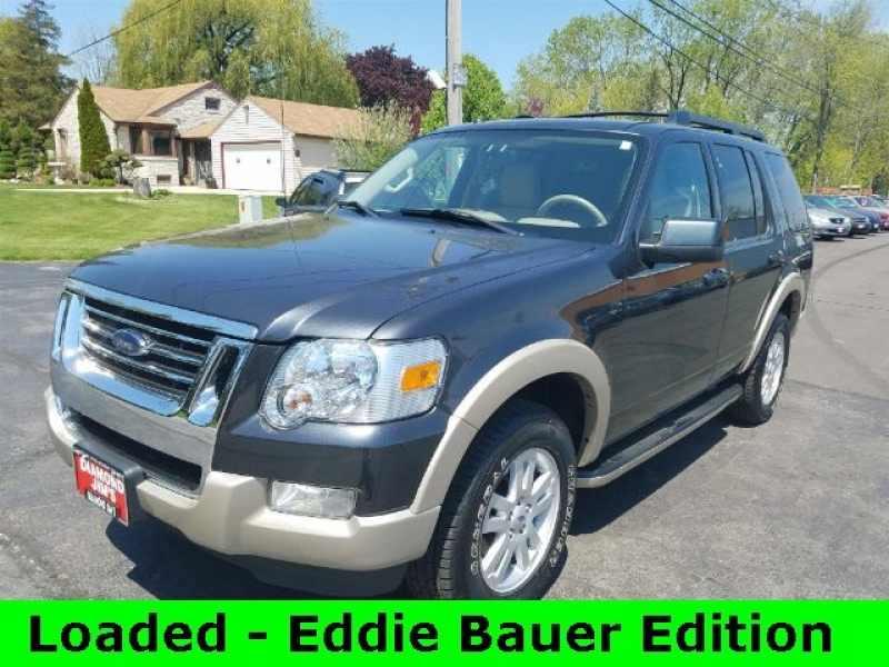 2010 Ford Explorer Eddie Bauer 1 CarSoup