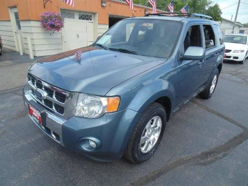 2011 Ford Escape Limited 1 CarSoup