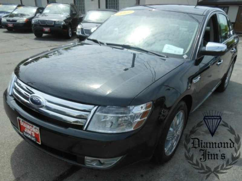 2009 Ford Taurus Limited 1 CarSoup