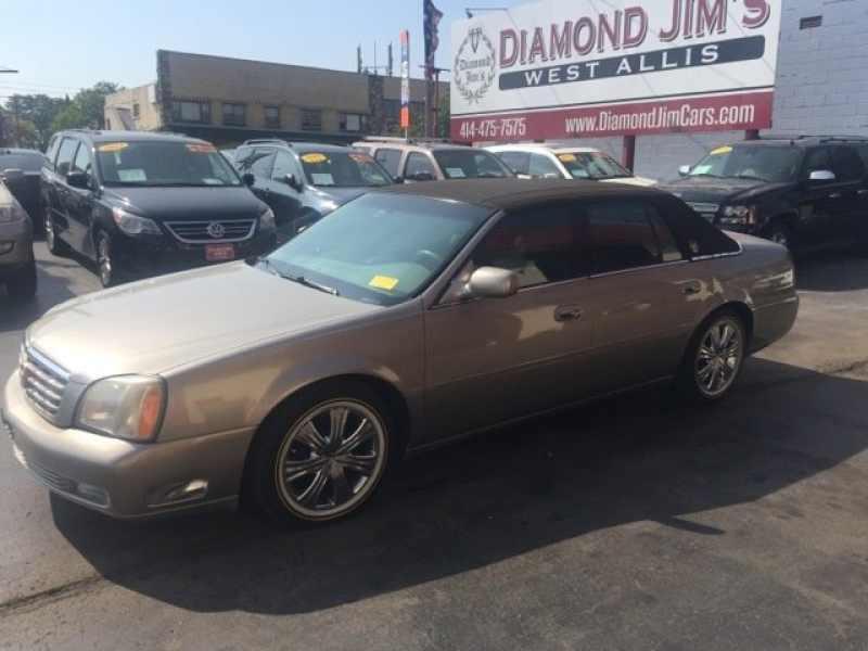 2000 Cadillac Deville DTS 1 CarSoup