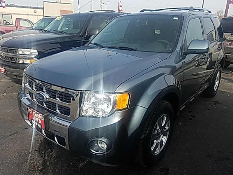 2012 Ford Escape Limited 1 CarSoup