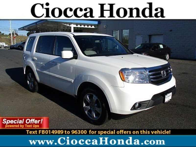 Used 2015 Honda Pilot 8 CarSoup