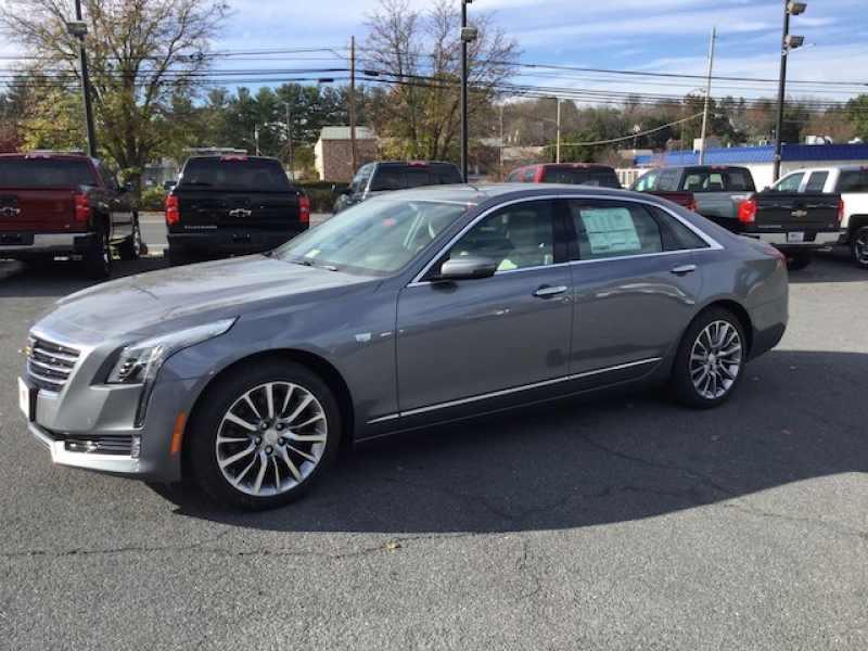 2018 Cadillac CT6 3.6L Premium Luxury 1 CarSoup