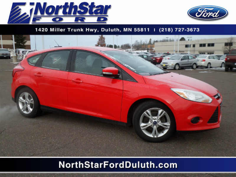 2014 Ford Focus SE 1 CarSoup