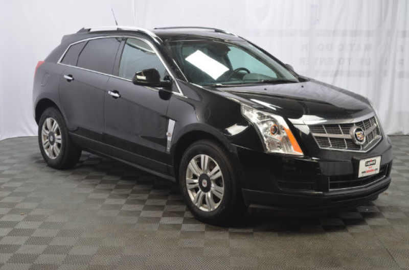 2012 Cadillac SRX Luxury Collection 1 CarSoup