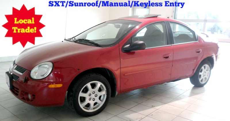 2005 Dodge Neon SXT 1 CarSoup