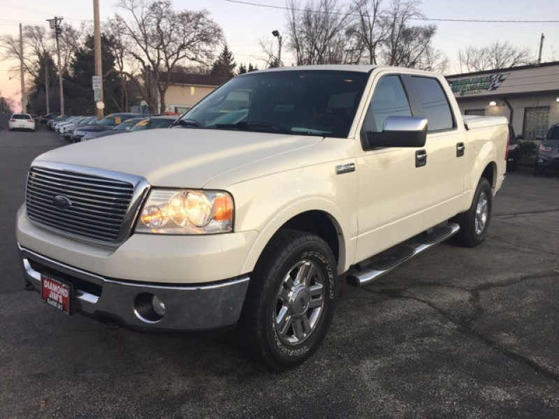 2007 Ford F-150 Lariat 1 CarSoup