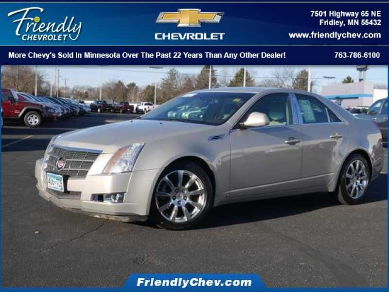 2009 Cadillac CTS w/1SB 1 CarSoup