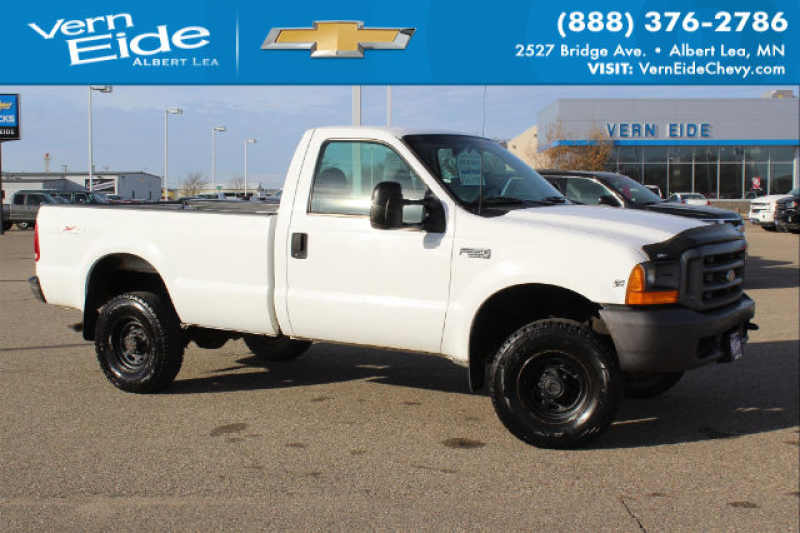 1999 Ford F-350 SD XL Reg. Cab 4WD 1 CarSoup