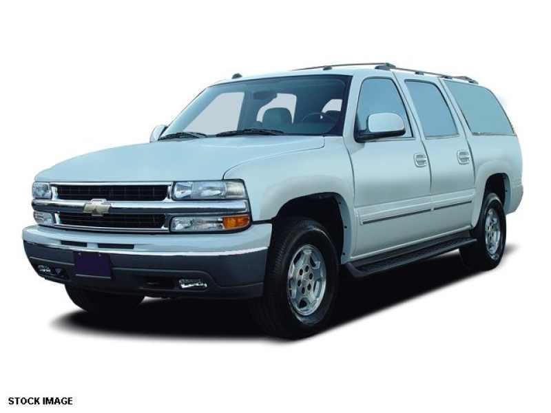 2005 Chevrolet Suburban 1500 Ls 1 CarSoup