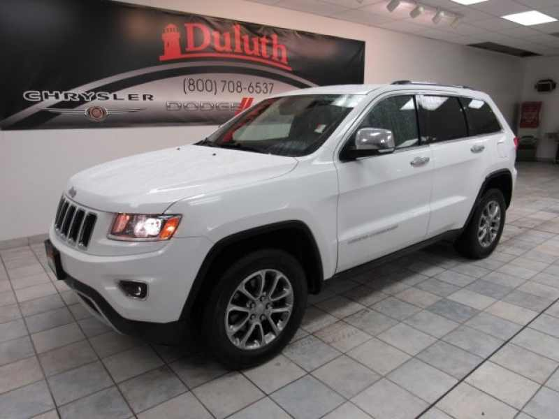 2014 Jeep Grand Cherokee Limited 1 CarSoup