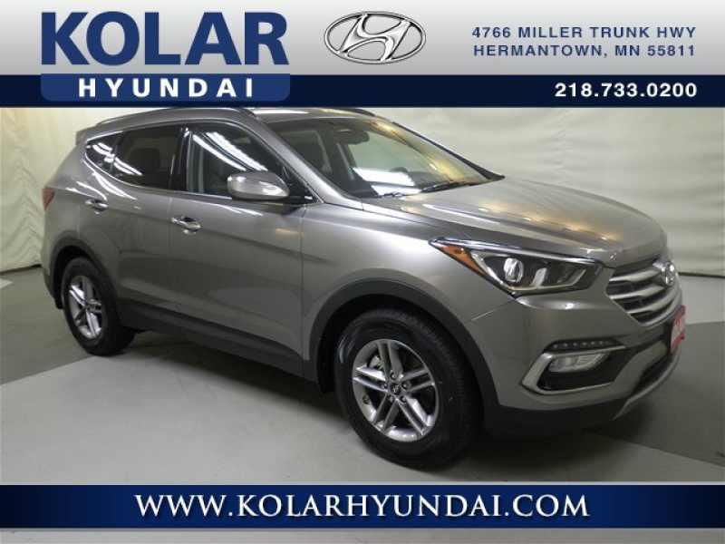 2018 Hyundai Santa FE Sport 2.4L 1 CarSoup