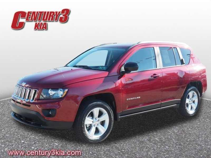 Used 2016 Jeep Compass 11 CarSoup