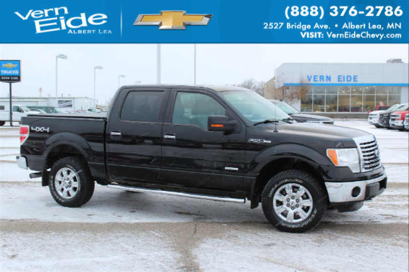 2011 Ford F-150 XLT 1 CarSoup