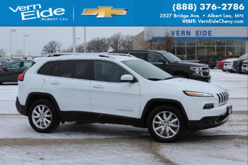 2016 Jeep Cherokee Limited 1 CarSoup