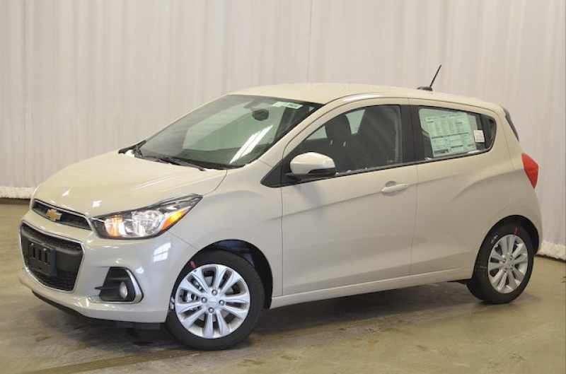 New 2018 Chevrolet Spark 8 CarSoup