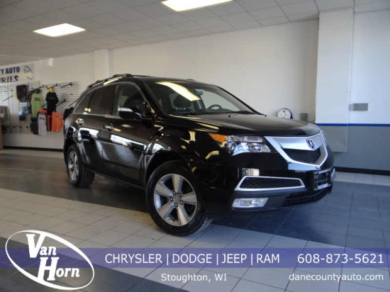 2011 Acura MDX Technology 1 CarSoup