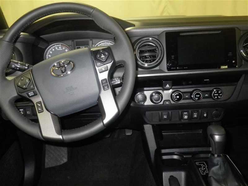 2018 New Toyota Tacoma Trd Sport V6 34 513 Near Duluth Mn 55811