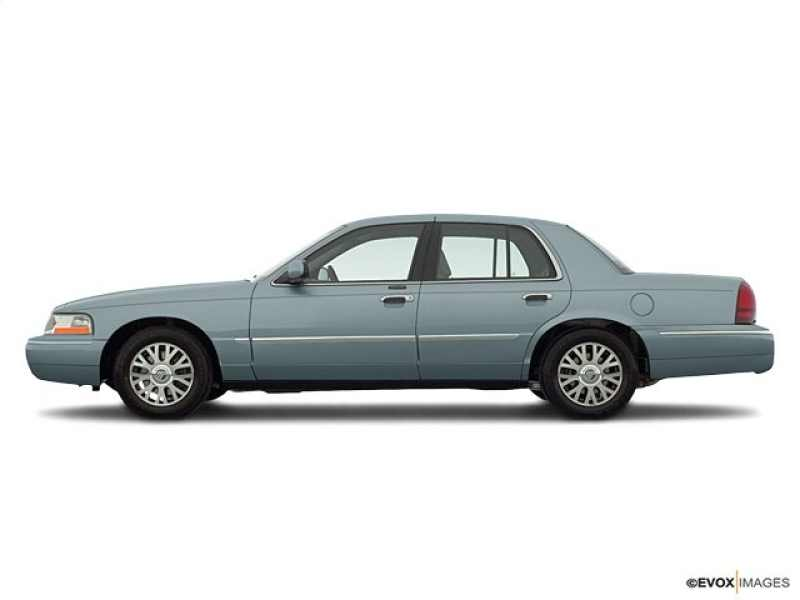 2005 Mercury Grand Marquis LS Ultimate 1 CarSoup