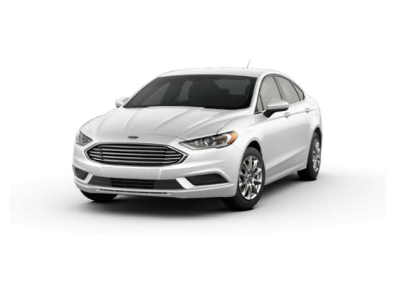 2018 Ford Fusion S 1 CarSoup