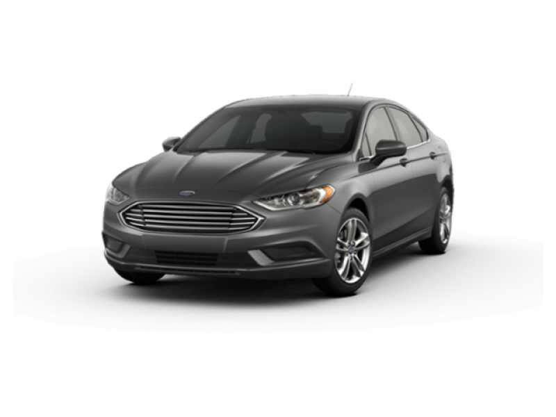 2018 Ford Fusion SE 1 CarSoup