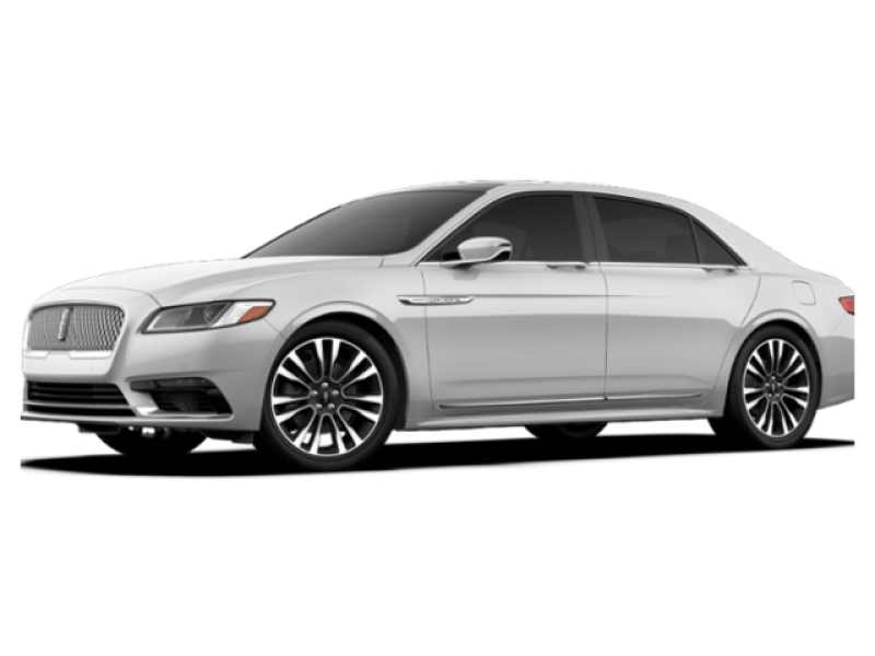 2017 Lincoln Continental Reserve 1 CarSoup