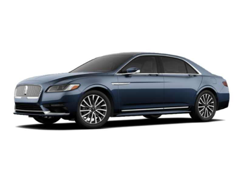 2018 Lincoln Continental Select 1 CarSoup