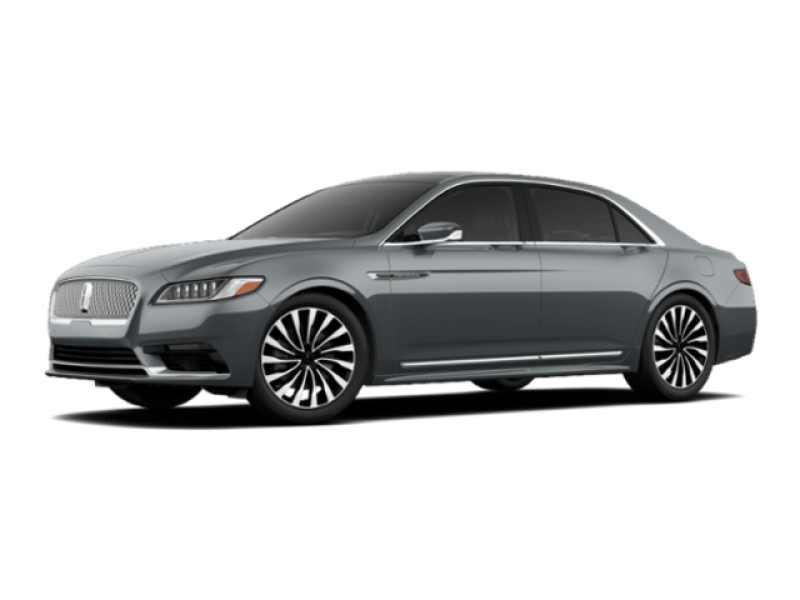 2018 Lincoln Continental Black Label 1 CarSoup