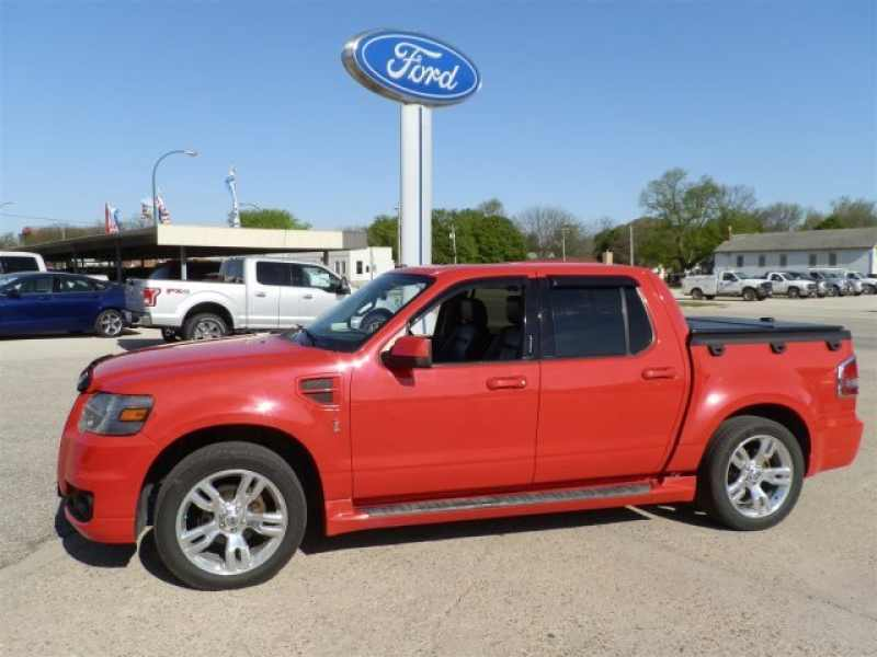2008 Ford Explorer Sport Trac Limited 1 CarSoup