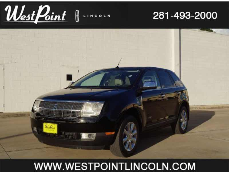 2009 Lincoln MKX Base 1 CarSoup