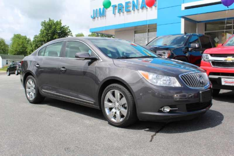 Jim Trenary Ford >> 2013 Used Buick Lacrosse Premium 1 11 981 Near Union Mo 63084 Carsoup