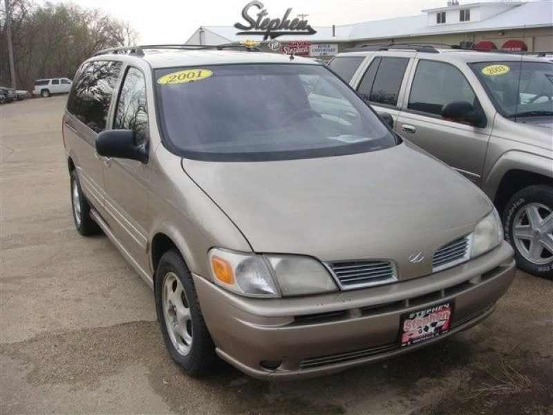 2001 Oldsmobile Silhouette GLS 1 CarSoup