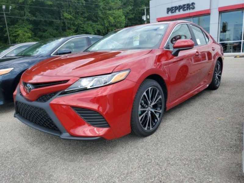 Peppers Toyota Paris Tn >> New 2019 Toyota Camry L