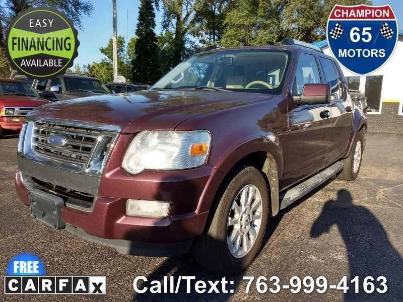 2007 Ford Explorer Sport Trac Limited 1 CarSoup