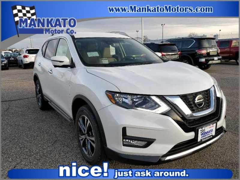 2018 Nissan Rogue S 1 CarSoup